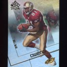 2004 Reflections Football #074 Terrell Owens - Philadelphia Eagles