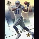 2004 Reflections Football #026 Roy Williams - Dallas Cowboys