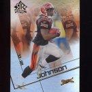 2004 Reflections Football #019 Rudi Johnson - Cincinnati Bengals