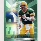 2004 SPx Football #034 Brett Favre - Green Bay Packers