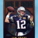 2004 Topps Chrome Football #RH38 Tom Brady - New England Patriots