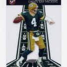 2004 Topps Pristine Football #004 Brett Favre - Green Bay Packers