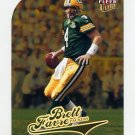 2004 Ultra Football Gold Medallion #153 Brett Favre - Green Bay Packers