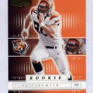 2001 Playoff Preferred Football #166 Justin Smith RC - Cincinnati Bengals 0470/1100