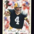 2001 Private Stock Football #036 Brett Favre - Green Bay Packers