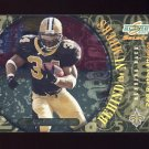 2001 Select Behind The Numbers #BN-31 Ricky Williams - New Orleans Saints 036/248