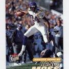 2001 Ultra Football #229 Randy Moss - Minnesota Vikings