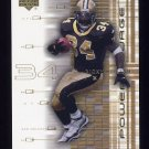 2001 Upper Deck Power Surge #PS7 Ricky Williams - New Orleans Saints