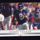 2001 Upper Deck Football #032 Bobby Engram - Chicago Bears