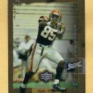 2001 Upper Deck Rookie F/X #242F Chad Johnson RC - Cincinnati Bengals 026/750