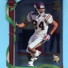 2002 Crown Royale Football #079 Randy Moss - Minnesota Vikings
