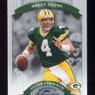 2002 Donruss Classics Football #016 Brett Favre - Green Bay Packers