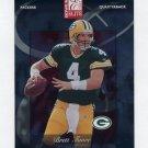 2002 Donruss Elite Football #071 Brett Favre - Green Bay Packers