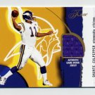 2002 Flair Football Franchise Favorites Jerseys #02 Daunte Culpepper - Vikings Game-Used Jersey