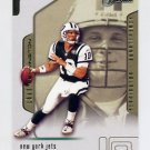 2002 Flair Collection Football #095 Chad Pennington - New York Jets 074/200