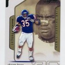 2002 Flair Collection Football #086 Anthony Thomas - Chicago Bears 036/200