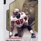 2002 Flair Collection Football #081 Warren Sapp - Tampa Bay Buccaneers 073/200