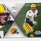 2002 Fleer Box Score Football #191 Brett Favre - Green Bay Packers