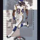 2002 Fleer Box Score Football #018 Randy Moss - Minnesota Vikings
