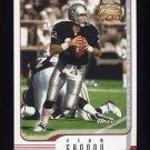 2002 Fleer Focus JE Football #070 Rich Gannon - Oakland Raiders