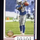 2002 Fleer Focus JE Football #067 Koren Robinson - Seattle Seahawks