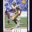 2002 Fleer Focus JE Football #033 Torry Holt - St. Louis Rams