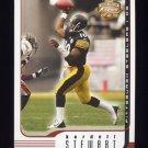 2002 Fleer Focus JE Football #016 Kordell Stewart - Pittsburgh Steelers