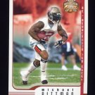 2002 Fleer Focus JE Football #004 Michael Pittman - Tampa Bay Buccaneers
