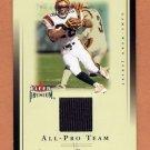 2002 Fleer Premium Football All-Pro Team Jerseys #04 Corey Dillon - Bengals Game-Used Jersey