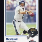 2002 Fleer Throwbacks Football #083 Mark Brunell - Jacksonville Jaguars