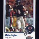 2002 Fleer Throwbacks Football #053 Walter Payton - Chicago Bears