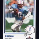 2002 Fleer Throwbacks Football #035 Mike Rozier - Houston Oilers