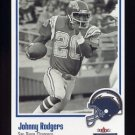 2002 Fleer Throwbacks Football #029 Johnny Rodgers - San Diego Chargers