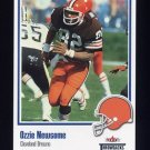 2002 Fleer Throwbacks Football #028 Ozzie Newsome - Cleveland Browns