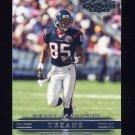 2002 Playoff Honors Football #036 Corey Bradford - Houston Texans