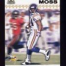 2002 Pacific Adrenaline Football #162 Randy Moss - Minnesota Vikings