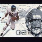 2002 SPx Football #060 Marty Booker - Chicago Bears