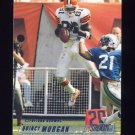 2002 Stadium Club Football #124 Quincy Morgan - Cleveland Browns