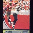 2002 Stadium Club Football #060 Joe Horn - New Orleans Saints