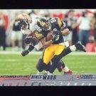 2002 Stadium Club Football #035 Hines Ward - Pittsburgh Steelers
