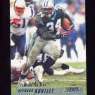 2002 Stadium Club Football #032 Richard Huntley - Carolina Panthers