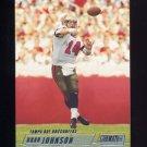 2002 Stadium Club Football #013 Brad Johnson - Tampa Bay Buccaneers