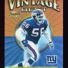 2001 Bowman's Best Vintage Best #VBLT Lawrence Taylor - New York Giants