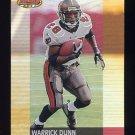 2001 Bowman's Best Football #062 Warrick Dunn - Tampa Bay Buccaneers