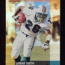 2001 Bowman's Best Football #049 Lamar Smith - Miami Dolphins
