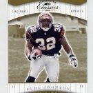 2001 Donruss Classics Football #117 Rudi Johnson RC - Cincinnati Bengals 258/475