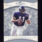 2001 Donruss Classics Football #048 Daunte Culpepper - Minnesota Vikings