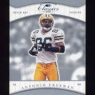 2001 Donruss Classics Football #033 Antonio Freeman - Green Bay Packers