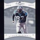 2001 Donruss Classics Football #014 Muhsin Muhammad - Carolina Panthers