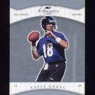 2001 Donruss Classics Football #006 Elvis Grbac - Baltimore Ravens